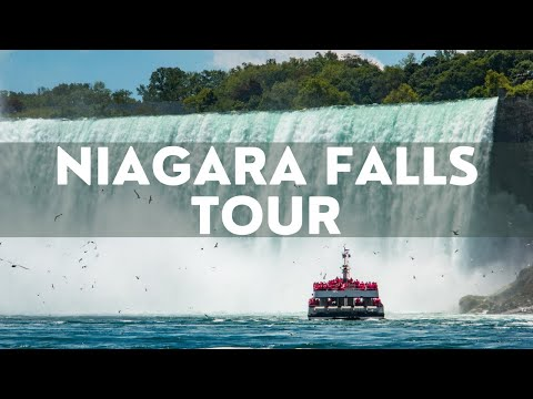 What To Do In Niagara Falls Canada COVID   SkyWheel & MORE   Most Popular Waterfalls In The World