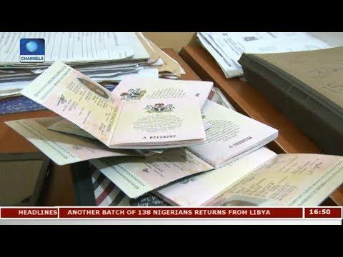 Report On Congo  Biometric Passport |Aviation This Week|