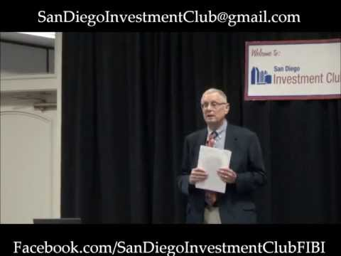 San Diego Investment Club -FIBI- How To Screen & Select Great Tenants for Maximum Profits Main Event