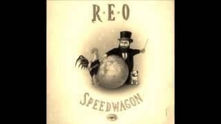 REO Speedwagon HalfWay (1991) Single Version.