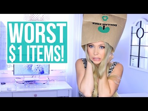 11 Worst Dollar Store Products!