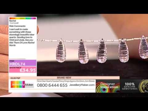 How to create Soutache Jewellery] - JewelleryMaker DI 25/8/14