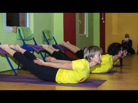 Chair presentation 2018. - Iyengar yoga