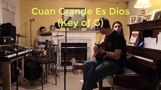 """""""Cuan Grande Es Dios"""" (Family Style)"""