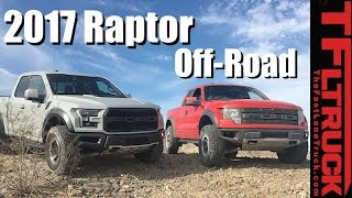 2017 Ford Raptor Rock Crawl and High Speed Off-Road Review (Part 2 of 2)