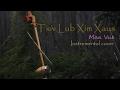 Maa Vue - Txiv Lub Xim Xaus  (instrumental Cover)
