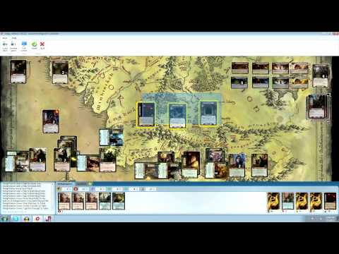 Foundations of Stone (2 Players) - The Lord of the Rings: The Card Game