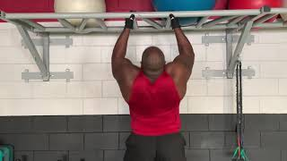 Pull-ups, Rows and Deadlifts