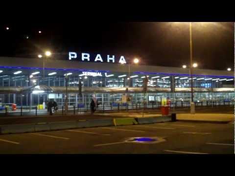 Prague Airport Public Transport
