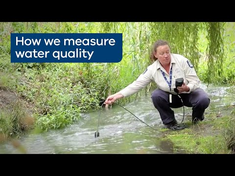 How we measure water quality