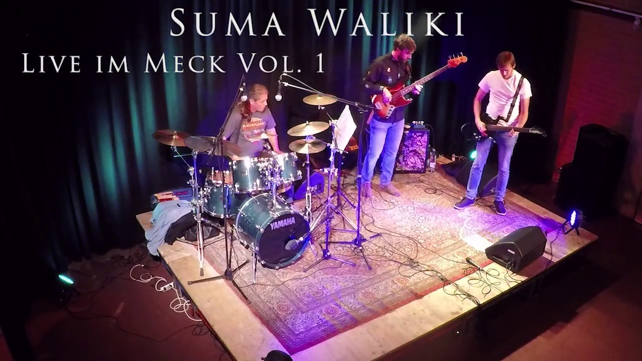 Suma Walik Trio Live im Meck Vol.1