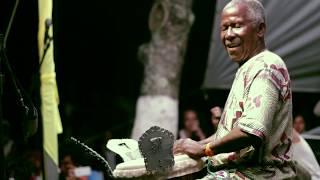 Famoudou Konate 2018 Brasil StageCamp Africa Raices