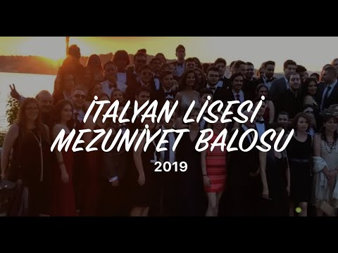 İtalyan Lisesi Mezuniyet Balosu