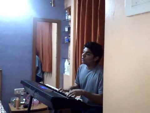 Truly madly deeply cover on keyboard with vocals-Savage Garden
