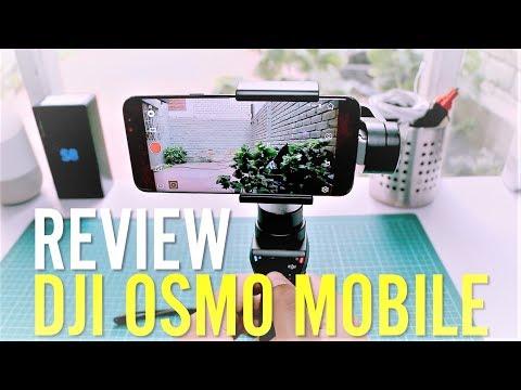 Estabiliza los videos de tu celular con el DJI OSMO Mobile, Review en Español