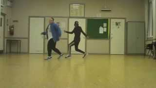 Jaye Marshall Choreography Montell Jordan- Get it on tonight.