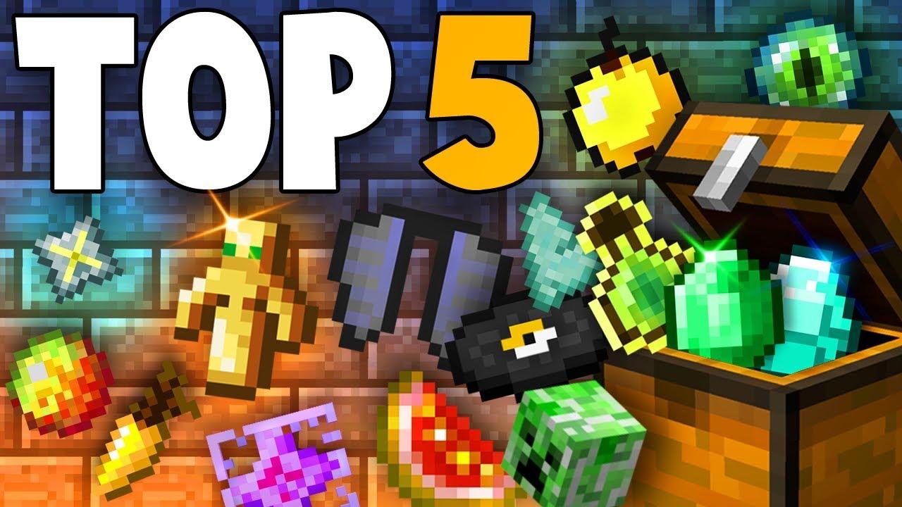 Top 11 Rarest Items In Minecraft