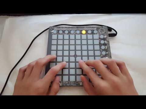 Yellow Claw - Dj Turn It Up (MinDiSerr Launchpad Cover)
