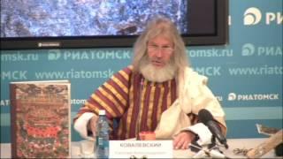 Пресс-конференция с Евгением Ковалевским об итогах экспедиции в Королевство Бутан(Для справки: Экспедиция через Королевство Бутан проходила в течение января 2016 года. За это время путешеств..., 2016-02-12T17:14:48.000Z)