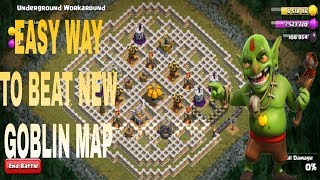 "EASY WAY HOW TO 3 Star ""Underground workaround ""with Th9, Th10, Th11, Th12 #Clash of clans India"