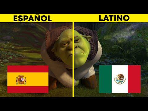 SHREK 2: Español