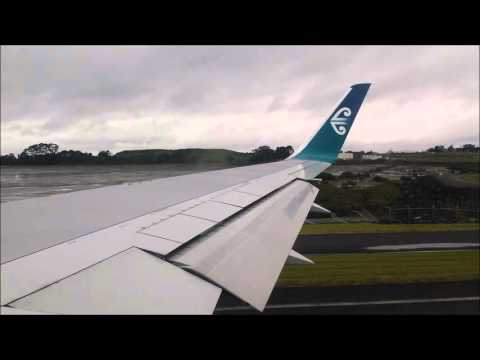 Air New Zealand | B767-319ER | Auckland AKL - Rarotonga RAR | *Full flight*