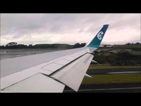 Air New Zealand | B767-319ER | Auckland AKL - Rarotonga RAR | *Full flight*