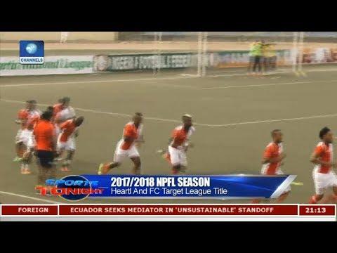 Kwara United Accident,Heartland FC NPFL Title Target In Focus Pt.2 |Sports Tonight|