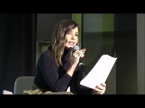 [EVENT] Sophia Bush speaking at Ignite Real Talks