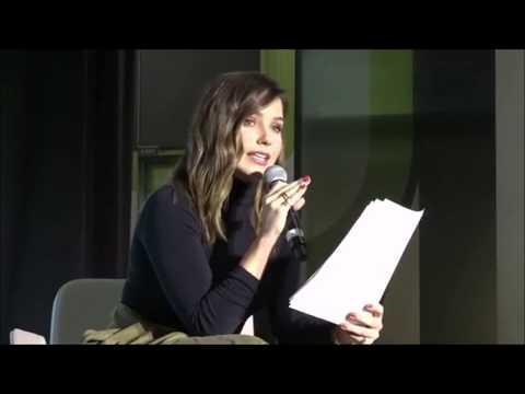 EVENT Sophia Bush speaking at Ignite Real Talks