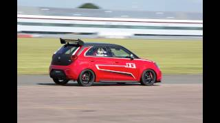 MG MG3 Trophy Championship Concept 2014 Videos