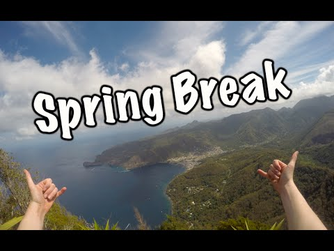GoPro - Spring Break in St Lucia