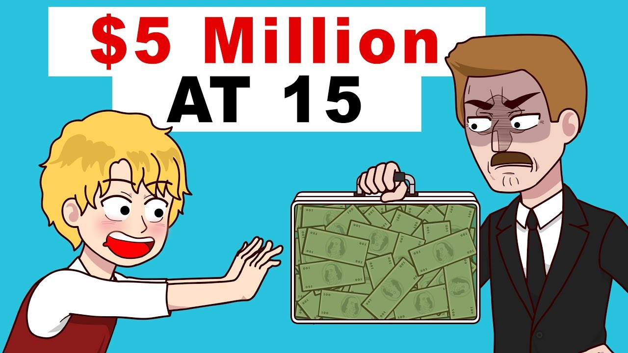 5 Million Dollars At 15 (how i did it)