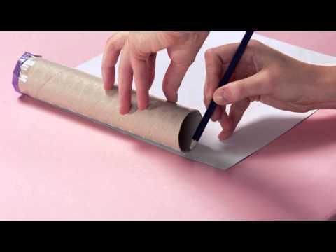 Olivia's DIY Kaleidoscope - LEGO Friends - How to