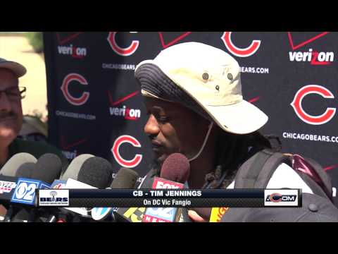 Jennings on the secondary