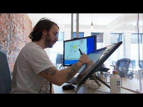 Le studio d'animation Happy Camper Média a le vent dans les voiles