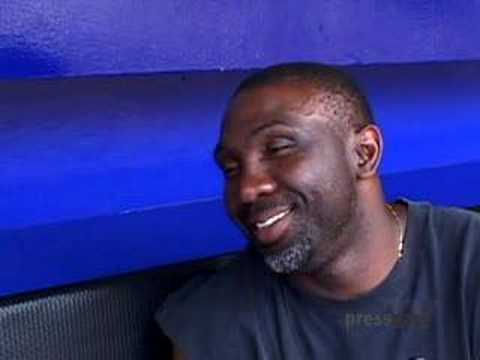 Mookie Wilson Raw, Interview 5