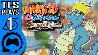 NARUTO DRAGON BLADE CHRONICLES Part 1 - TFS Plays - TFS Gaming