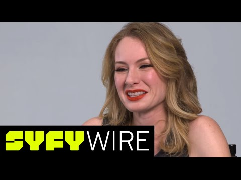 DC Comic Batgirl's Hope Larson: Breaking Into Comics | SYFY WIRE