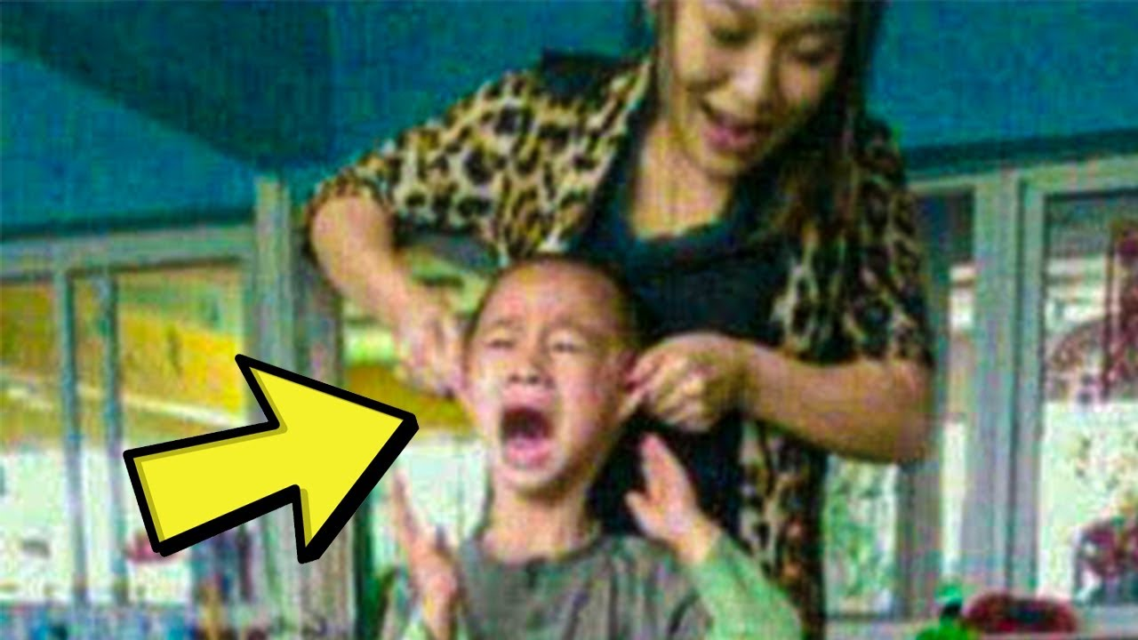 Download Dad Puts Recording Device In Her Hair, Catches Teacher In The Act