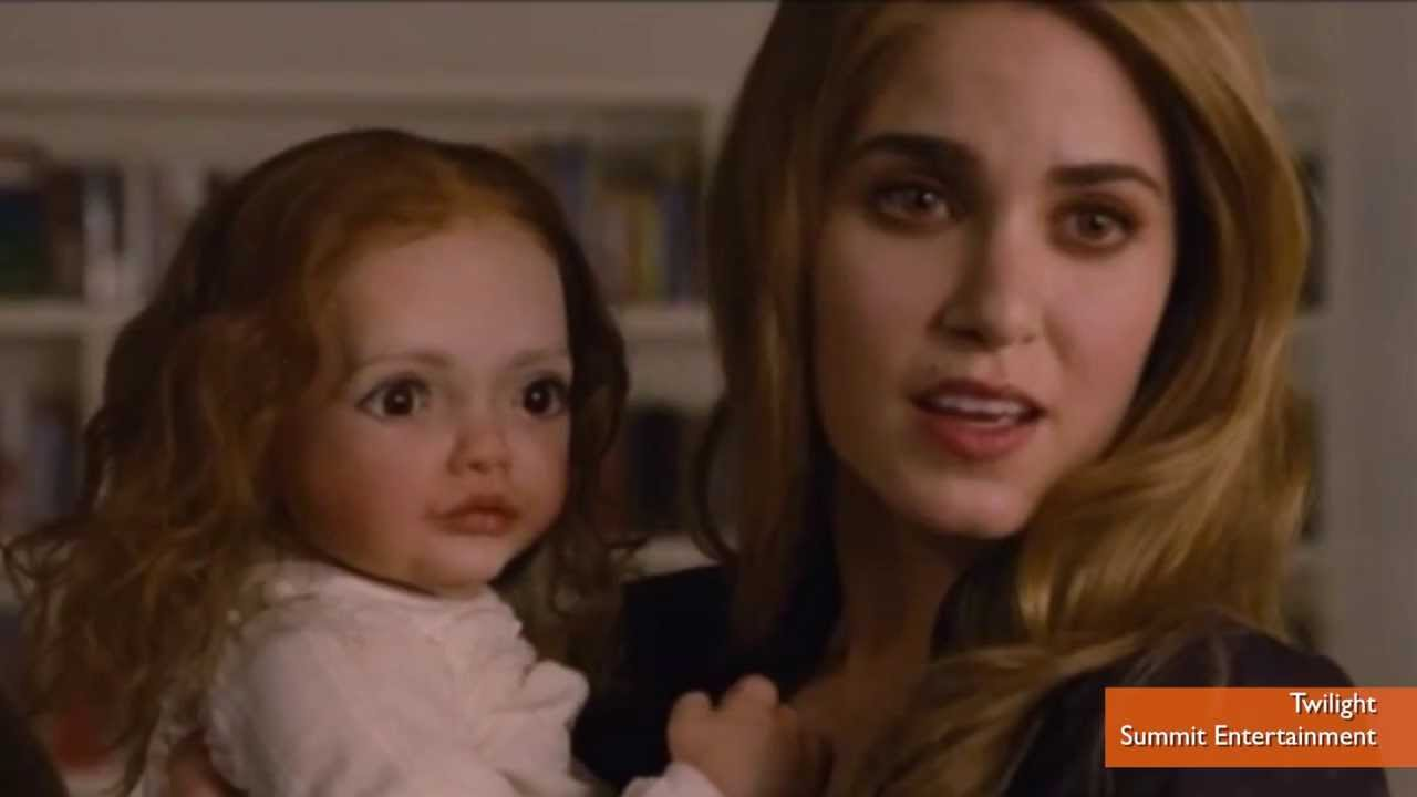 Meet Chuckesmee, The Doll Deemed Too Creepy for 'Twilight ...