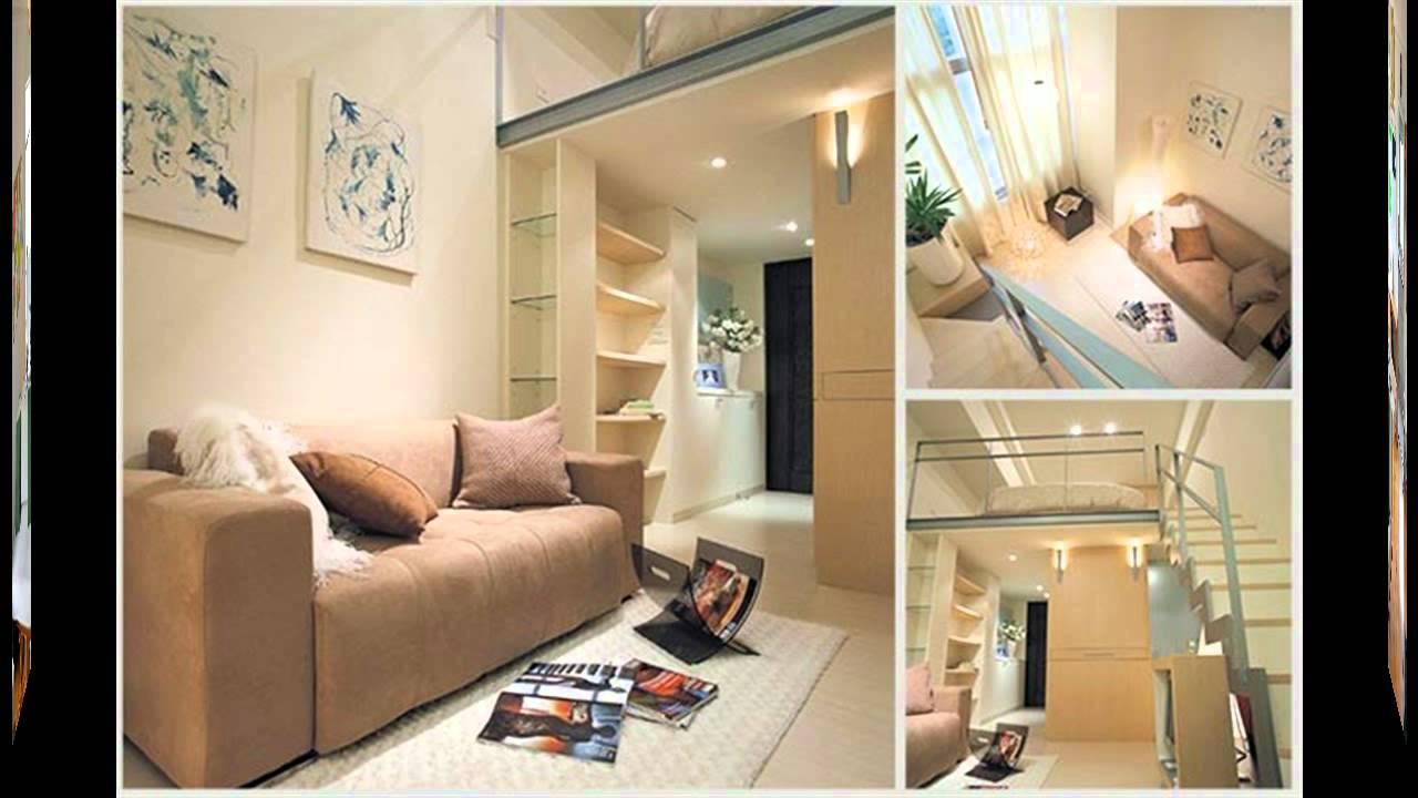 Desain Interior Rumah Mungil  YouTube