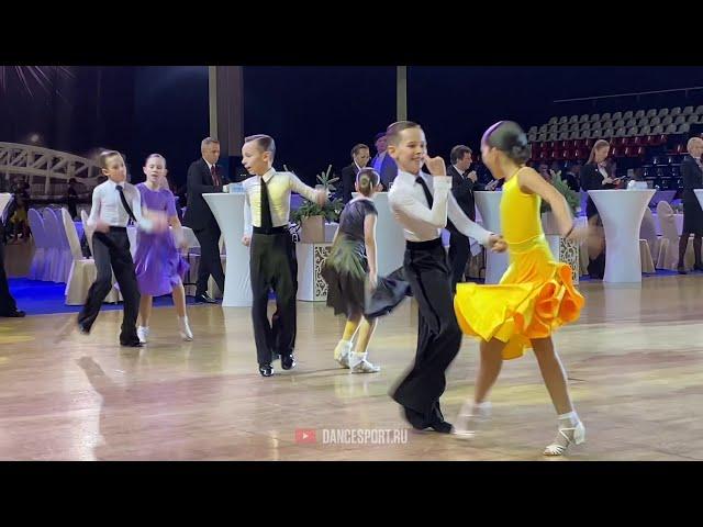 Дети-3, Сокращенное двоеборье / Кубок Клубных Команд Мoсквы 2019