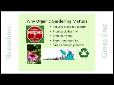 Organic Gardening Methods