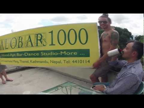 Promotional video from #Alobar1000's website