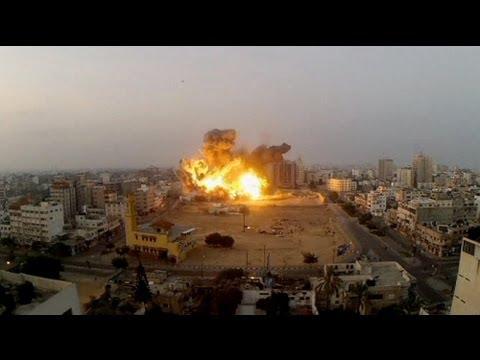 Israele Non Ferma L'offensiva Contro Gaza