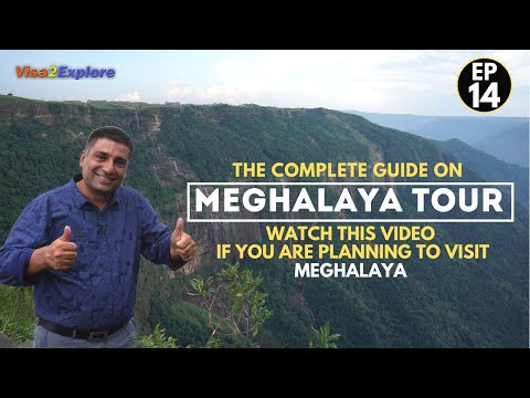 Meghalaya Tour Complete Travel Guide | North East India EP 14
