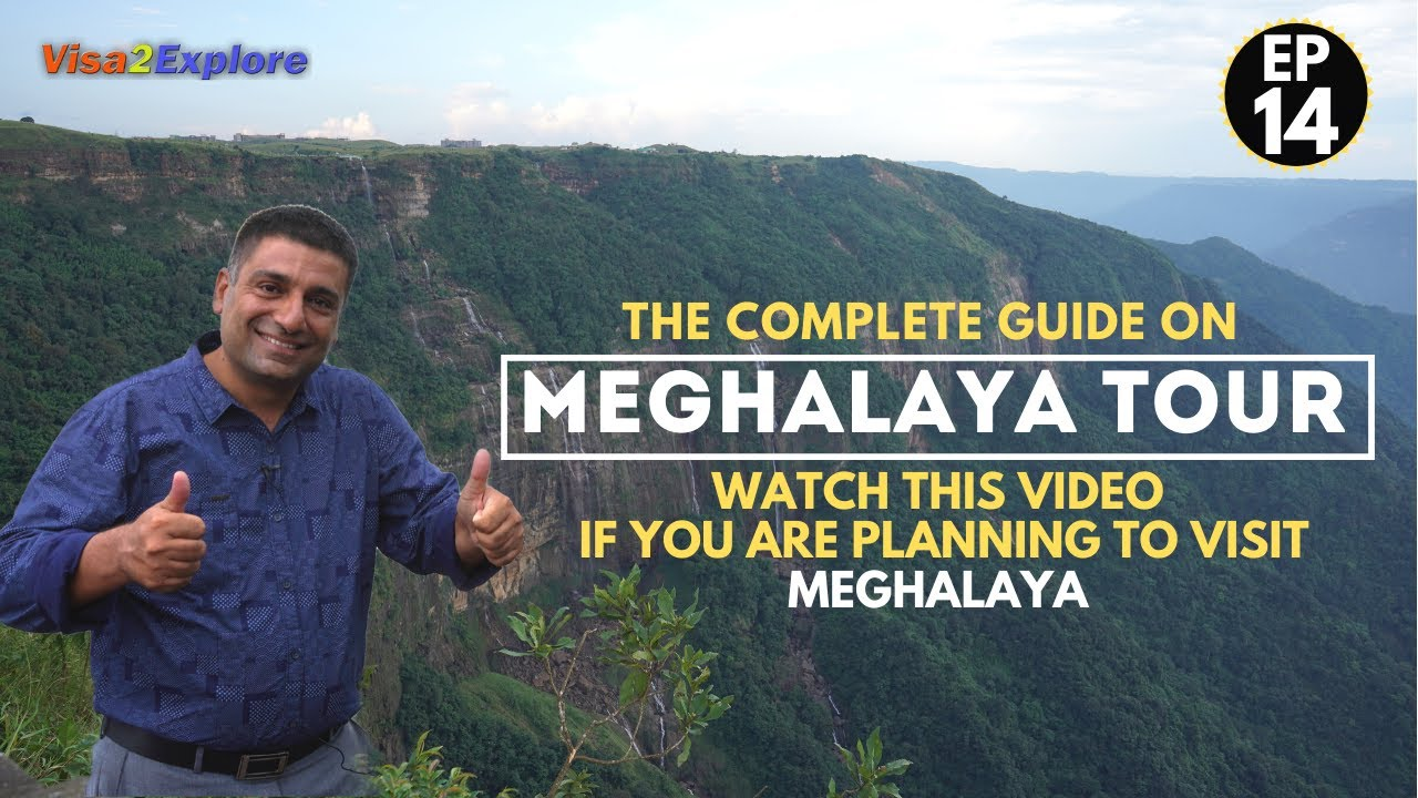 Download EP 14 Meghalaya Tour complete Travel Guide | North East India