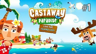 Twitch Livestream | Castaway Paradise Part 1 [Xbox One]