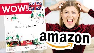 MEGA! 😍💥 AMAZON UK 🇬🇧Beauty Adventskalender Unboxing 2018 | Coco